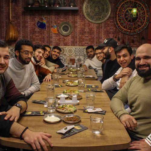 Salaam Boys Dinner